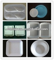 machine to make disposable foam box/dishes