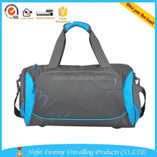 waterproof new design handle drawstring rolling duffle bag for sports
