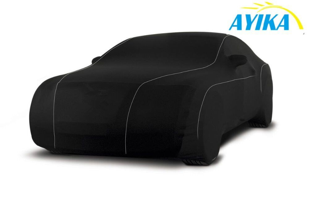Indoor use Dust Proof Lycra Spandex Stretchable Car Cover
