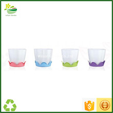 Large outdoor plant containers plastic planter containers
