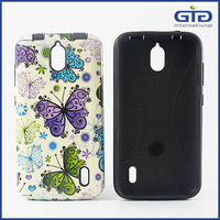 [GGIT]Water Transfer Printing TPU PC Case For Huawei Y625