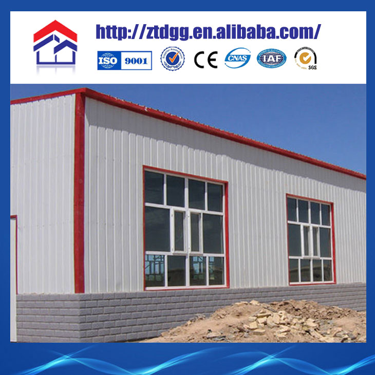Good quality low cost small industrial project