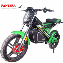 PT-E001 8h Charging Time and 48v Voltage Hide Battery Modern Design Cheap and Powerful Electric Motorcycle for Sale