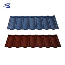 Sancidalo stone coated metal steel roof tile without color fading