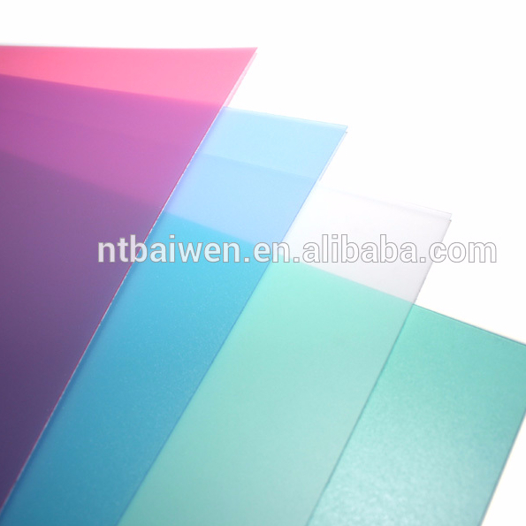 manufacturer super clear transparent soft pvc thin plastic sheet