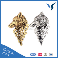 professional china supplier custom metal pin badge with your own design