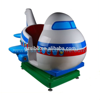 Chinese manufacturer amusement shopping center used kiddie rides electric ride on plane