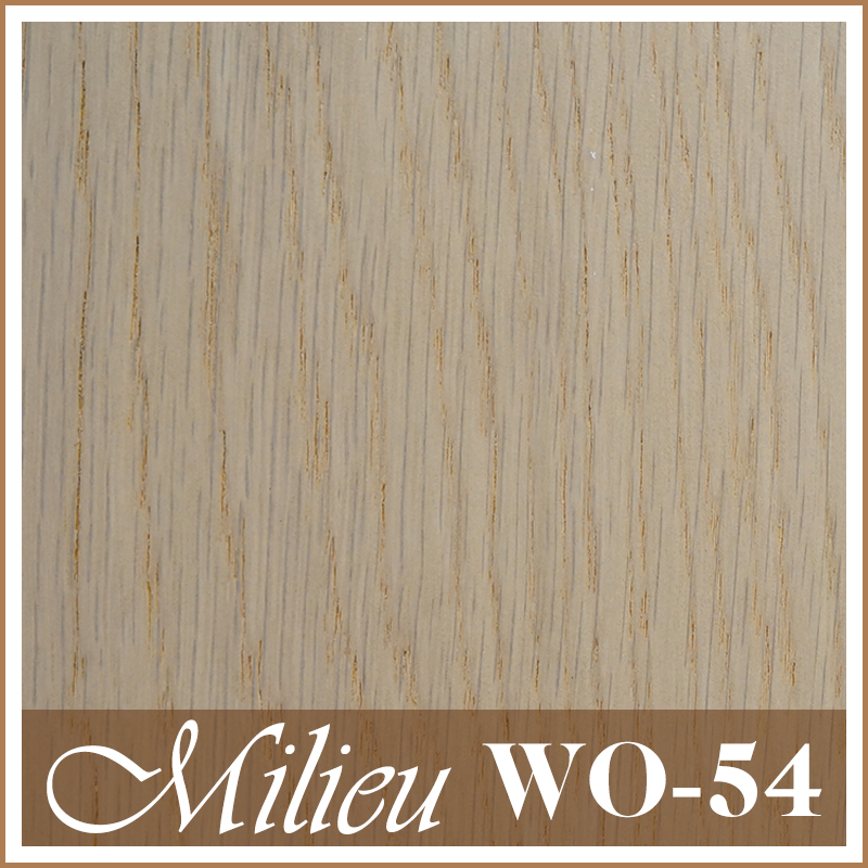 White Oak (WO-54) - Plank engineered flooring 3.5mm top layer UV Laquer coat wood timber