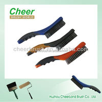 Wire Brush Cheer5309/stainless steel wire brushes/twisted wire brush