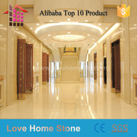 Deluxe Royal Botticino marble,hign polished beige marble flooring tiles for hotel project