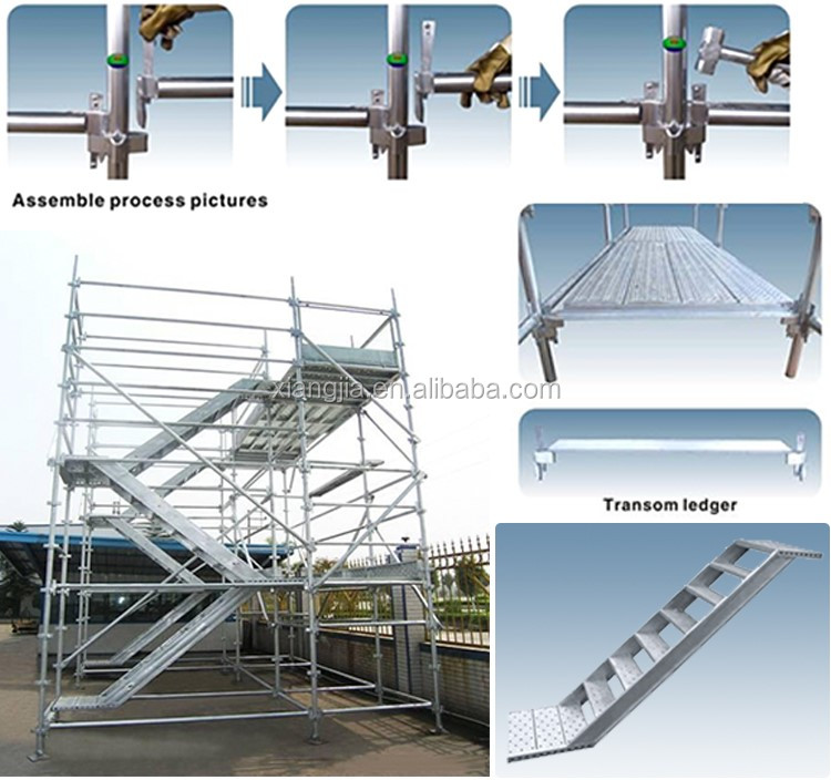 Steel Scaffolding Parts : Scaffolding parts name material list scaffold