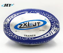 Promotional Cheap Price PVC Rugger American Football Rugby Ball