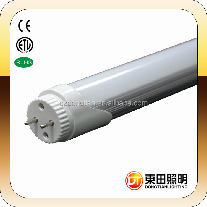lowest price good lumen smd2835 24w t8 1500mm 2pin led tube