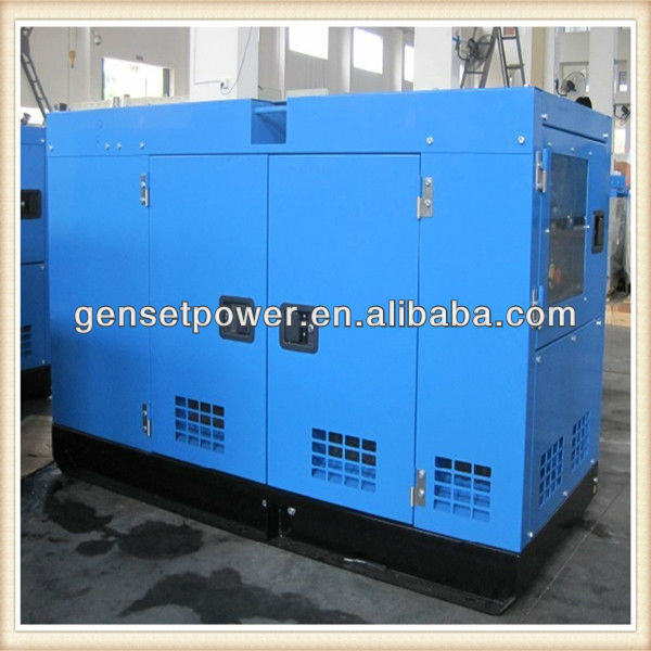 Hot Sale Silent 6bt Diesel Generator 100kva With Cummins Engine