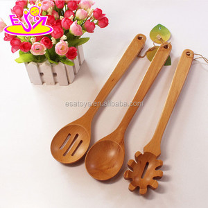 2016 wholesale cheap wooden cookware set,household wooden cookware set,best wooden cookware set W02B017-M27