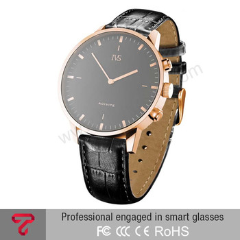 2016 Newest classic healthy watch with bluetooth smart watch