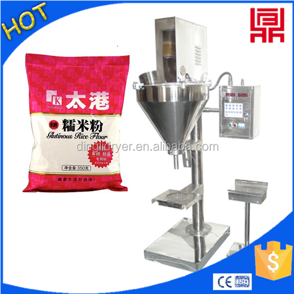 Baby milk powder packing machine used to wheat flour/glucose packing
