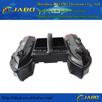manufacture RC mini fishing bait boat from JABO factory with 8 years experience