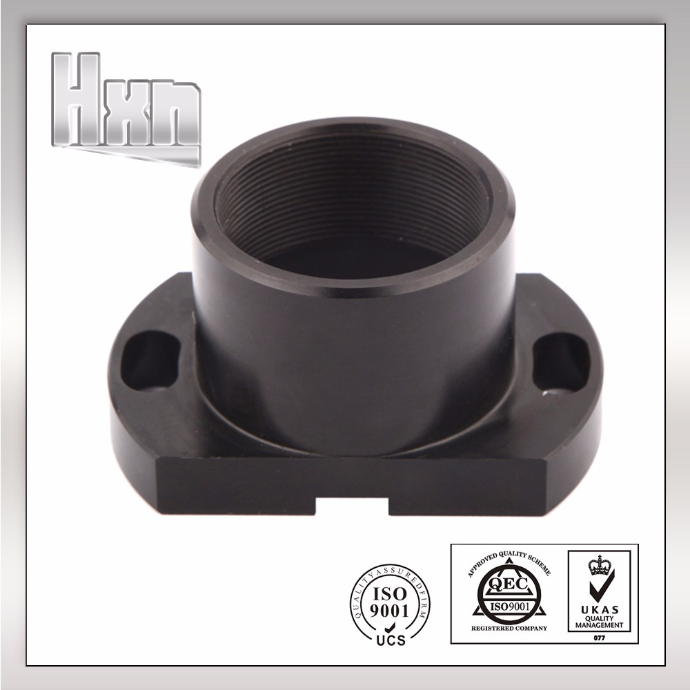 Different material custom square tube bushings