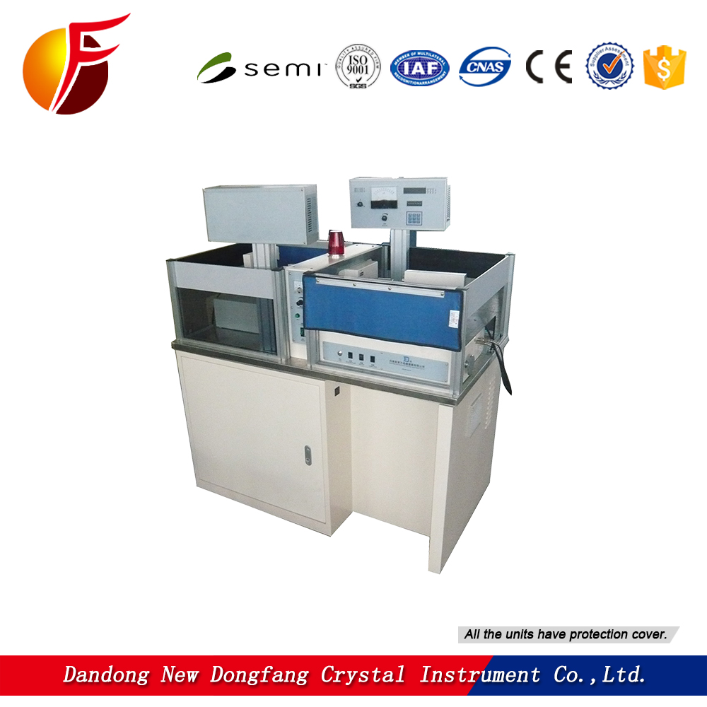 New Style ndt x-ray instrument for qc