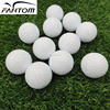 2 Pieces Golf Ball Surlyn, White Golf Ball Wholesale by Fantom---320 Dimples
