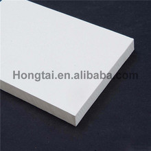 high density PVC sheets black/white
