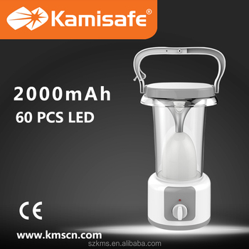 2015 Hot sale LED rechargeable emergency lantern