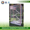 QQ Pet Factory Wholesale Large Animal Cage Toy & Luxury Metal Cat Houses Outdoor