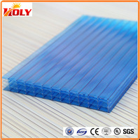 multiwall polycarbonate sheet/solar panel / raw material