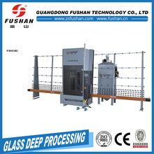 Free sample flat glass frosting machine with ISO9001:2008