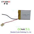 electric tools battery 3.7V 380mAh 403035 rechargeable lipo battery