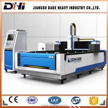 OEM cnc yag fiber laser cutting machine