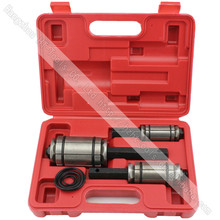 "3pcs Muffler Tail And Exhaust Pipe Expander Tools Set For all 1-1/8"" to 3-1/2"" ID. Thin-Wall Pipes"