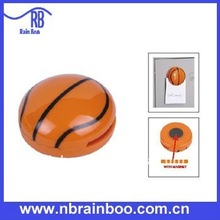 magnet basket ball shape clip for Promotion and school