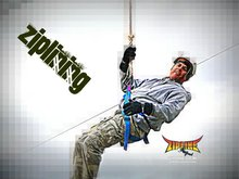 We are INDIA's largest ZipLine Manufacturer.