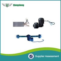 Electric tricycle spare parts, electric tricycle kits