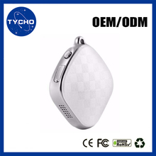 Keyring GPS Tracker Small GPS Tracker Emergency Beacon Mini Portable Real Time GPS Tracker
