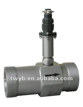 water flow sensor for water/milk/beer batch control
