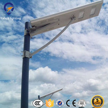 High performance integrated 10w infrared solar power led garden lamp