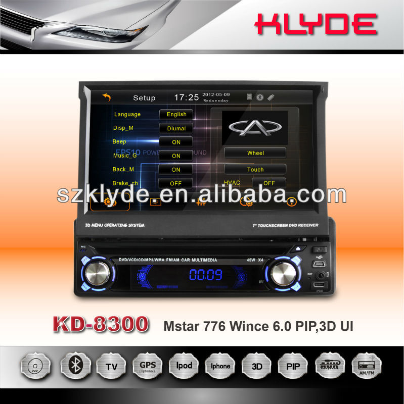 NEW/HOT car multimedia 1 din