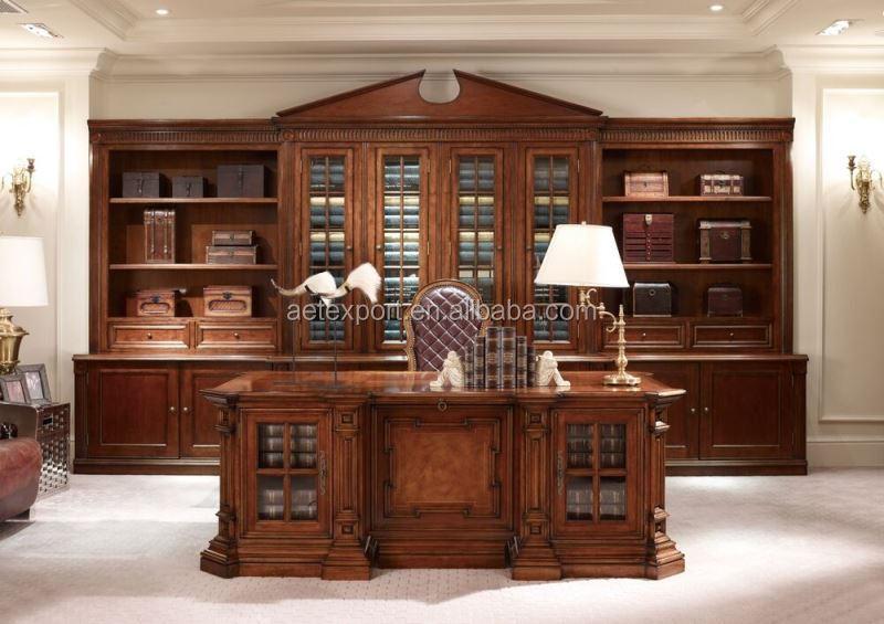 Passo mobili per ufficio soluzione classico stile - Mobili stile americano ...