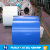 Tianjin Fangya blue color steel coils galvanized steel sheet price 2mm thick