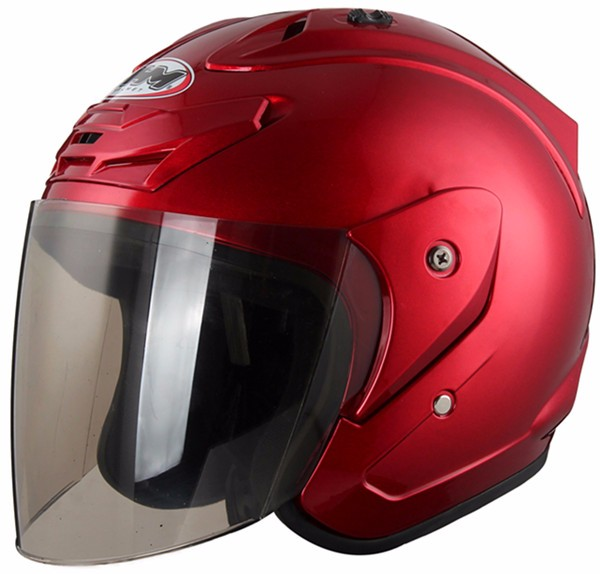 Fashionable design JHM brand open face motorcycle helmet for sale