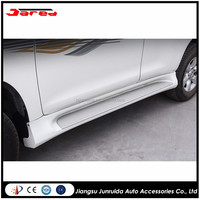 New design side step bar for tacoma with great price for prado