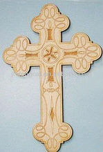 Religious cross(Wooden craft in laser-cutting & engraving)