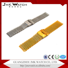China manufacturer steel mesh watch band