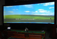Customized Fixed Curved Frame Projector Screen/Cinema Frame Screen