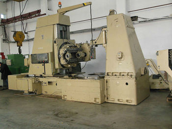 Gear hobbing machine ZFWZ 2000/3