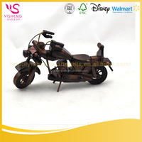 HOT sale wooden motorcycle model diecast model motorcycle