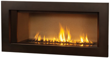 7mm toughened fireplace screen Borosilicate Glass in flat shape